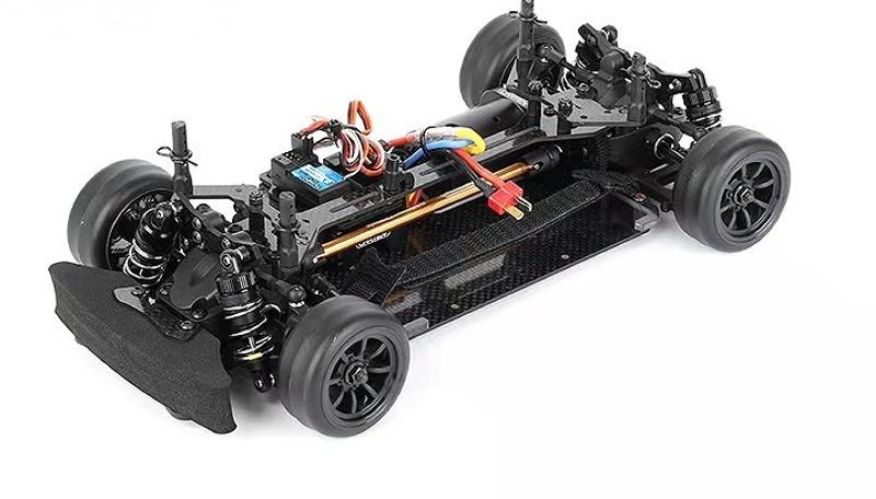 M210 Drift 4WD M-Chassis 1/10 2,4GHz RTR mit Karosserie klar