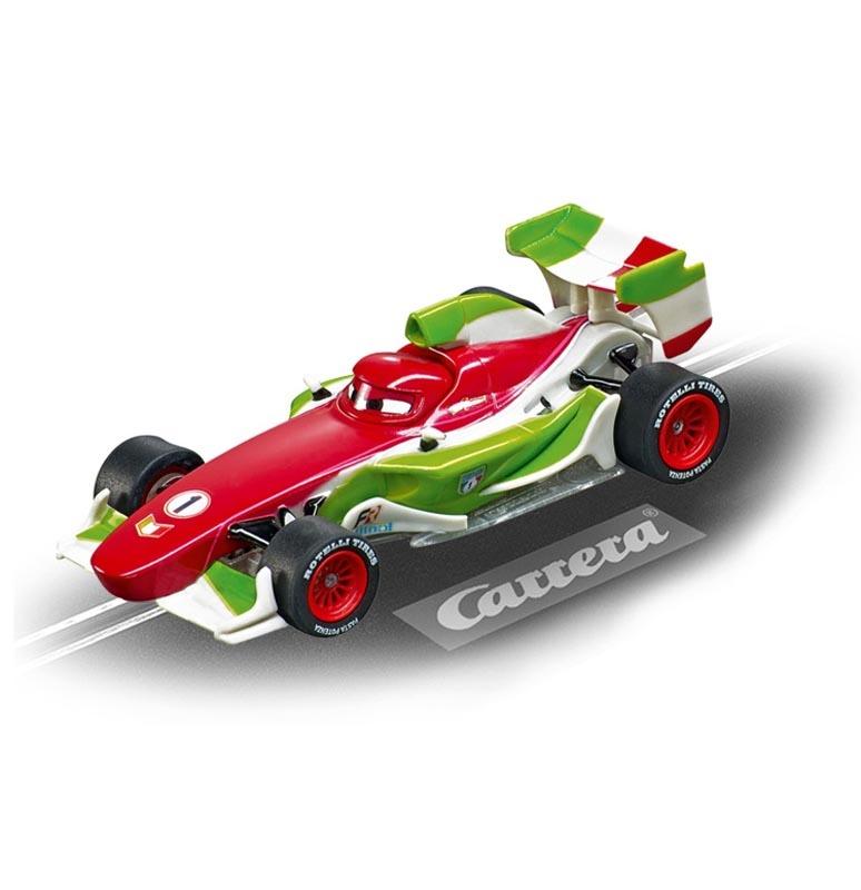 GO!!! Disney/Pixar Cars NEON Francesco Bernoulli