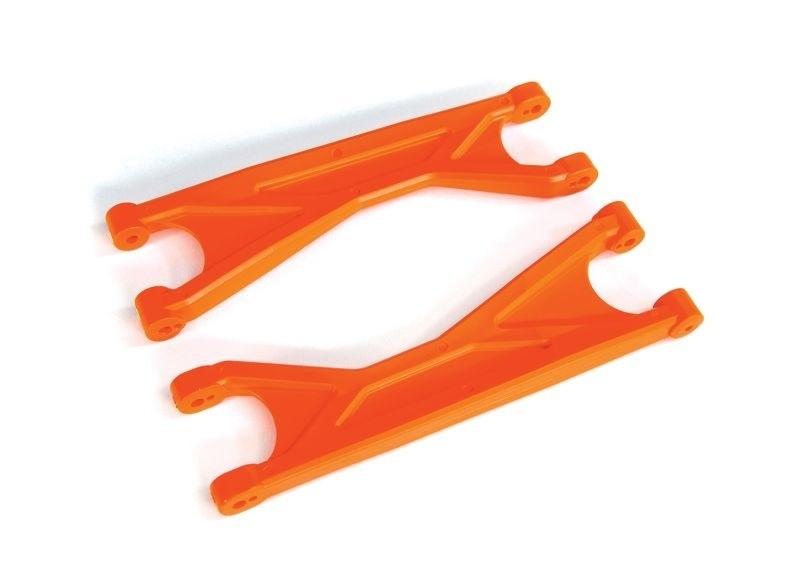 HD Querlenker oben L/R V/H orange für X-Maxx