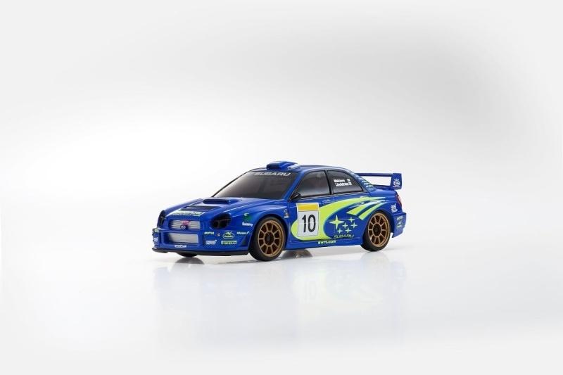 Mini-Z Karosserie Subaru Impreza WRC 2002 (MA020)