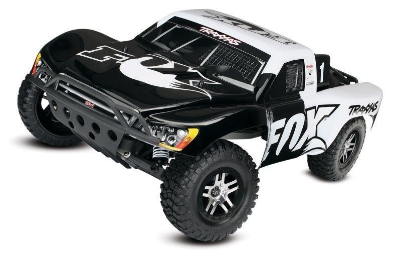 Slash VXL 1/10 +TSM SC Racing Truck Brushless Version 2017