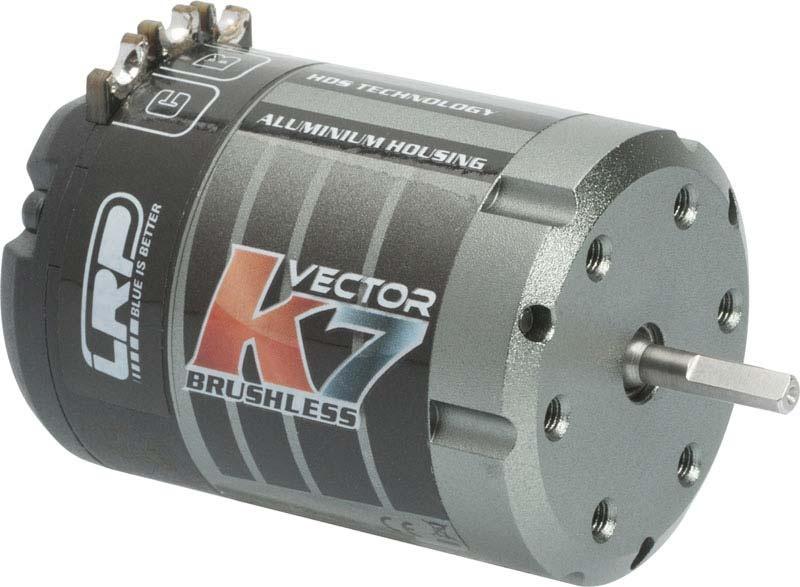 Vector k7 Brushless Motor - 8.5T