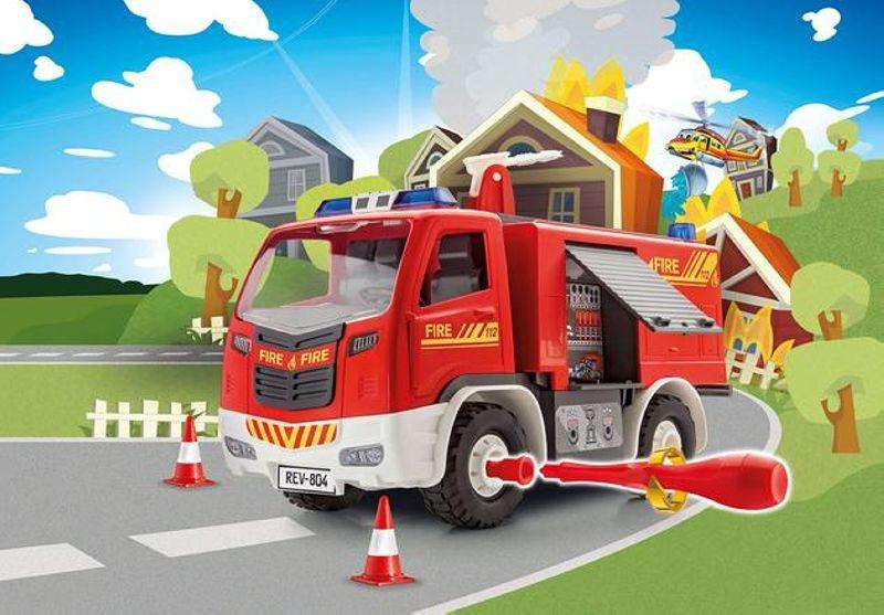 Fire Truck 1:20
