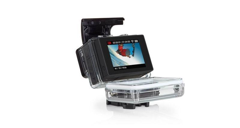 LCD Touch BacPac für Hero 4 Black, Hero 3+ und Hero 3