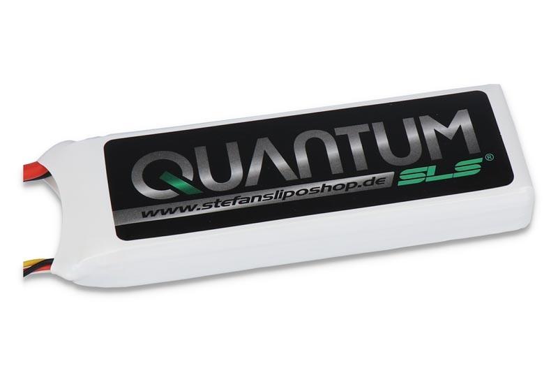 Quantum LiPo Akku 2700mAh 3S1P 11,1V 30C/60C, XT60