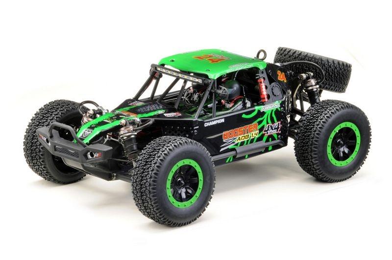 Desert Buggy ADB 1.4 grün 4WD RTR 1:10