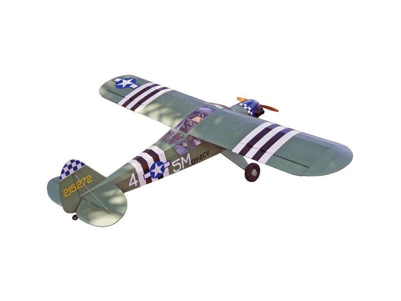 Piper L4 Grasshopper / 1630mm ARF Fertigmodell