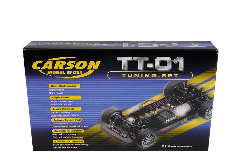 Tuning-Set für TT-01 / TT-01E