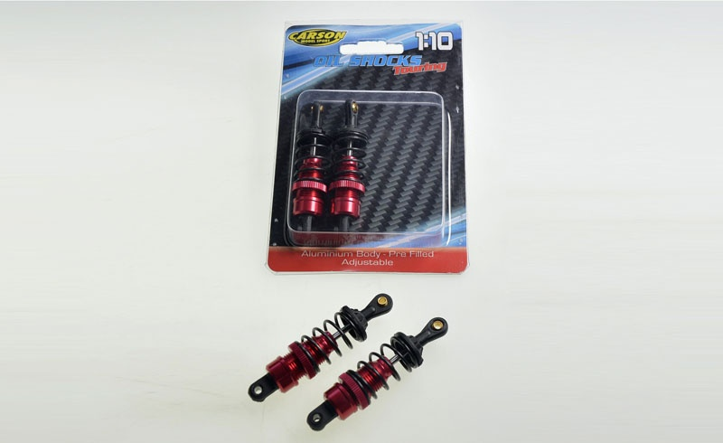1:10 Alu Stossdämpfer Set Touringcar 75mm
