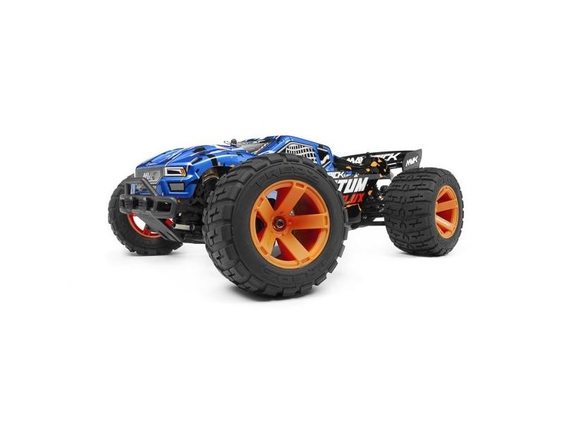 Quantum XT Flux 1/10 4WD Brushless Stadium Truck blau
