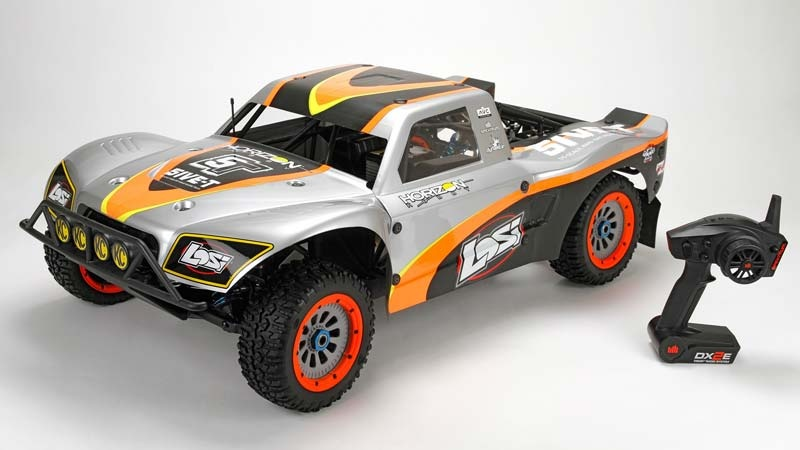 5IVE-T 1/5 4WD Racing Truck RTR mit AVC-Technologie