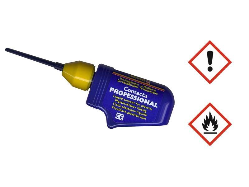 Contacta Professional Kunststoff-Kleber / Leim Flasche 25 g