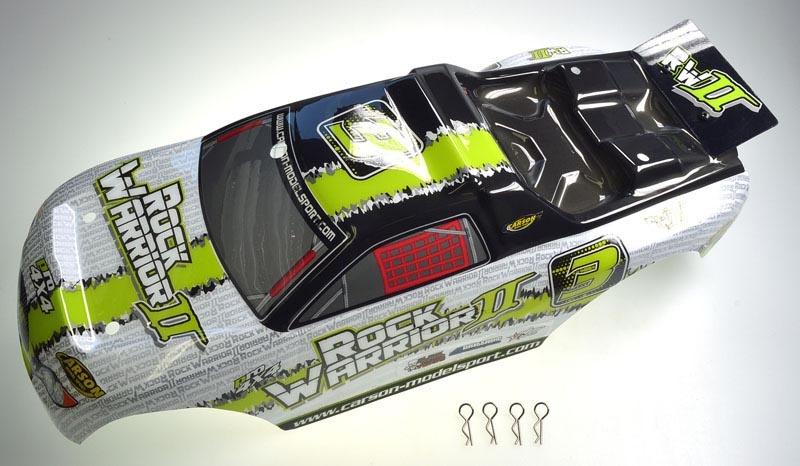 X10EB Karosserie/Spoiler Rockw. 2