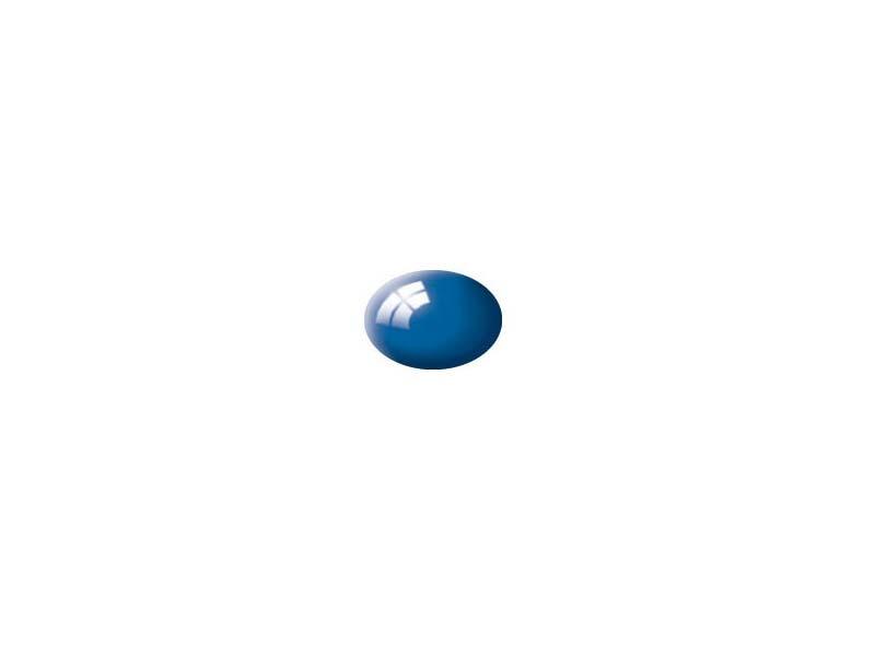 Aqua Color blau, glänzend 18ml