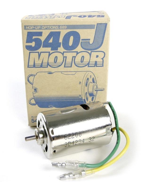 540-J Motor (Tamiya Standard Motor) lose, ohne Umverpackung