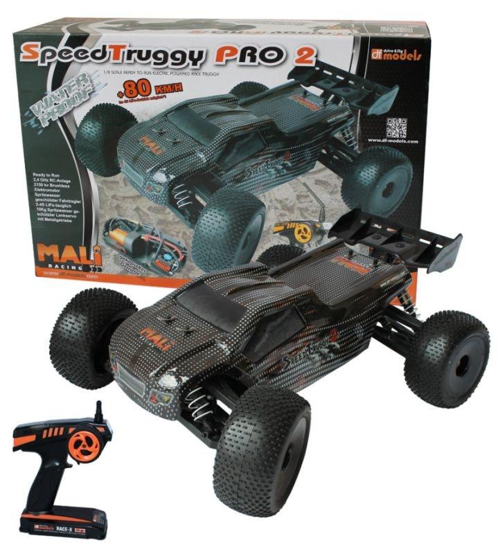 SpeedTruggy Pro 2 4WD Brushless Truggy 1/8 RTR