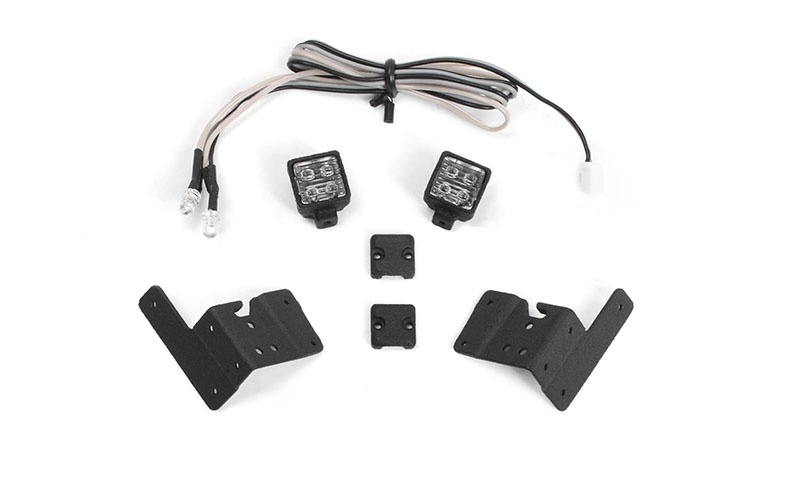 LED Licht Set für Axial SCX10 III Jeep Wrangler