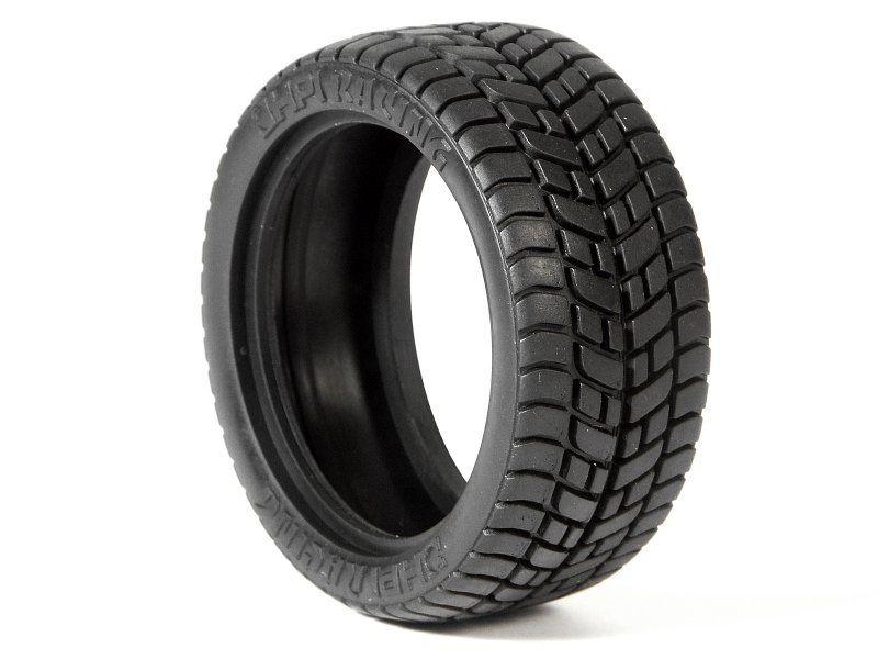 Radial Reifen 26mm (M Mischung/2St) 1:10 Onroad