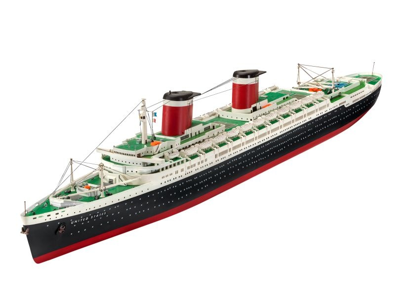 SS United States 1:600