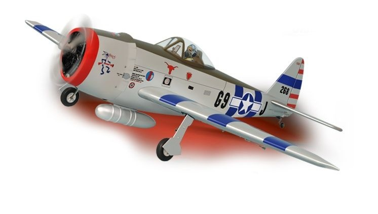 Phoenix P-47 Thunderbolt - 163 cm