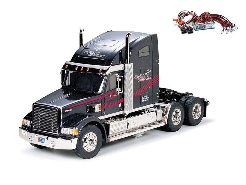 Truck Knight Hauler - Exklusiv + LED-Lichtset
