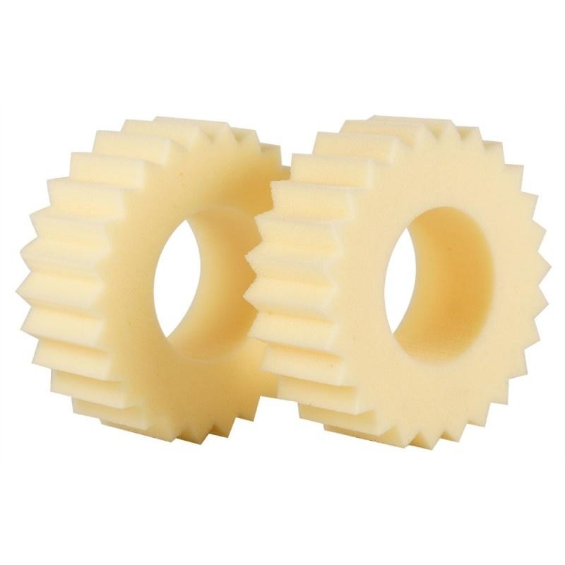 Schaumstoff Reifeneinlagen 1.9 R104x35 für 1:10 Crawler