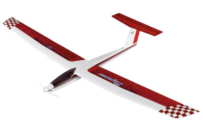 SFM Hawk T-Tail EP Glider ARTF