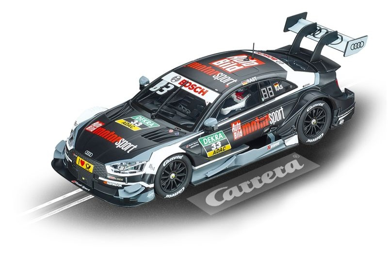 Digital 124 Audi RS 5 DTM R. Rast, No. 33