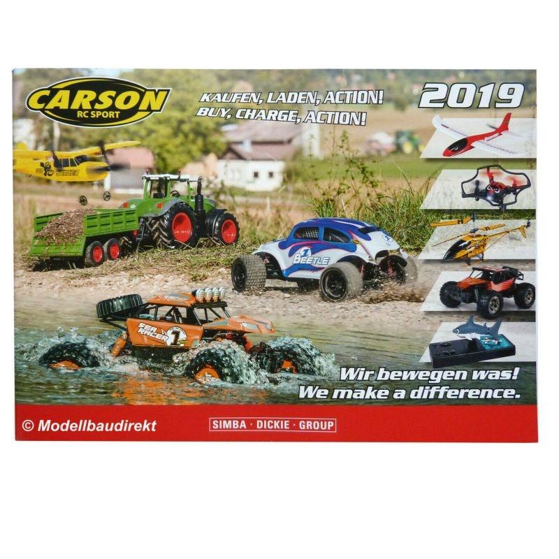RC-Sport+ Katalog DE/EN 2019