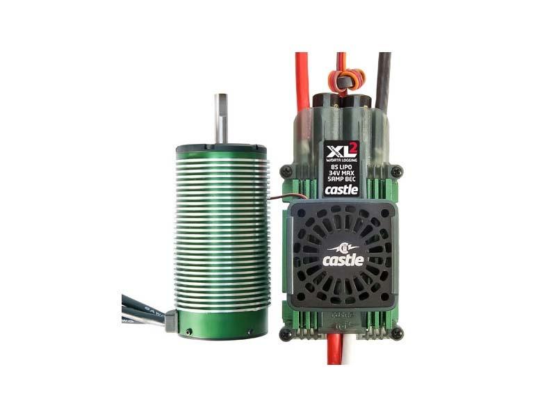 MAMBA XL2 1/5 ESC Combo mit 2028-780KV Motor