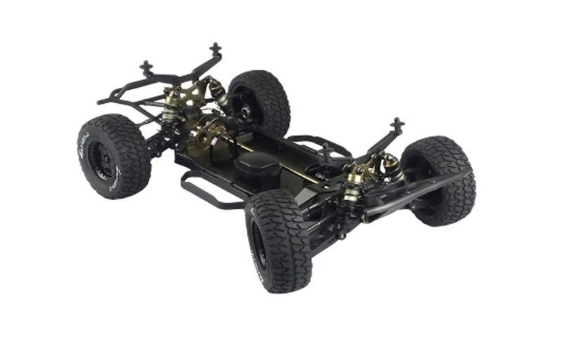 AM10SC Pro 1:10 4WD Short Course Roller