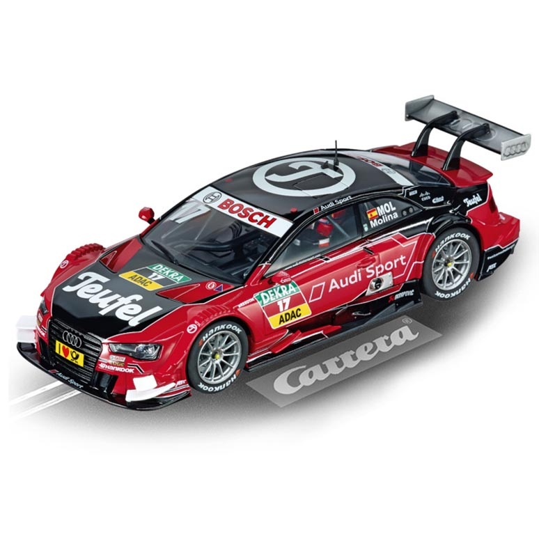 EVOLUTION 132 Teufel Audi RS 5 DTM M.Molina, No.17