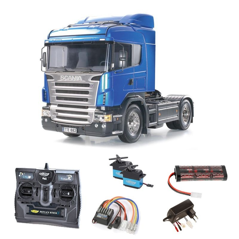 Scania R470 Highline 2,4Ghz Komplettset