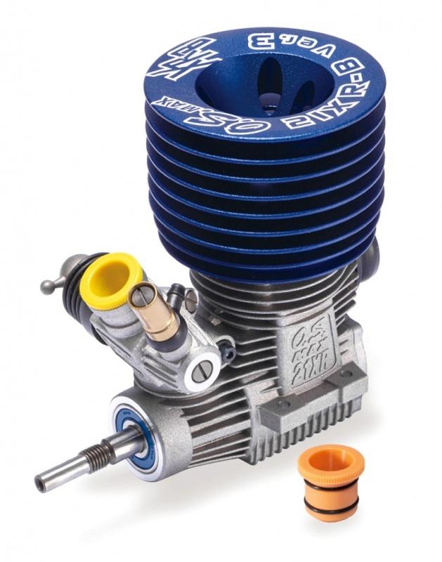 MAX-21XR-B V3 Buggy Verbrennungsmotor