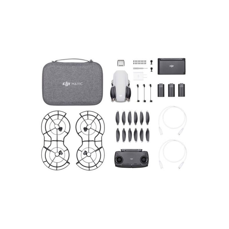 Mavic Mini RTF, superleichter Quadrocopter - Fly More Combo