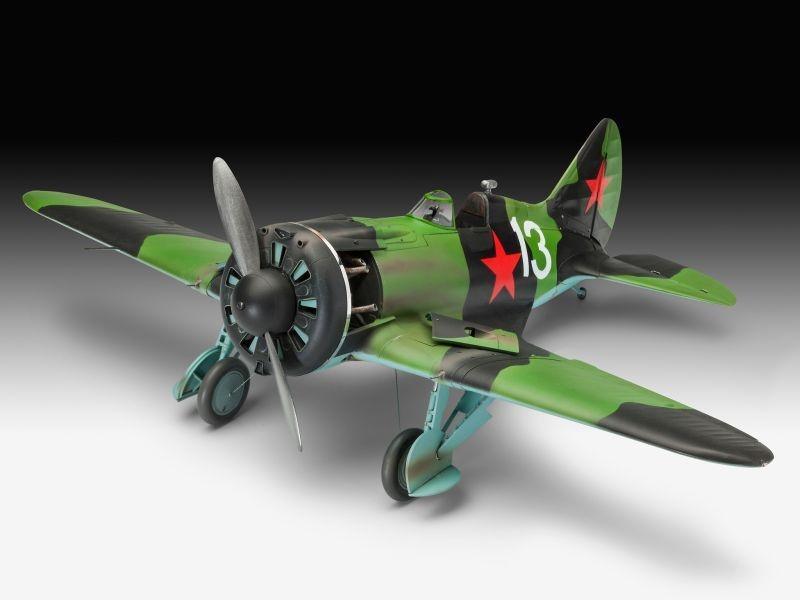 Polikarpov I-16 Type 24 Rata Modellbausatz Jagdflugzeug 1:32
