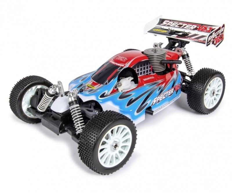 CY Specter 3.0 V21 4WD Buggy 3,5ccm Verbrenner 1/8 ARR