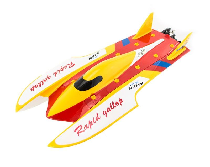 SpeedBoot Barracuda Brushless RTR inkl. Akku und Ladegerät