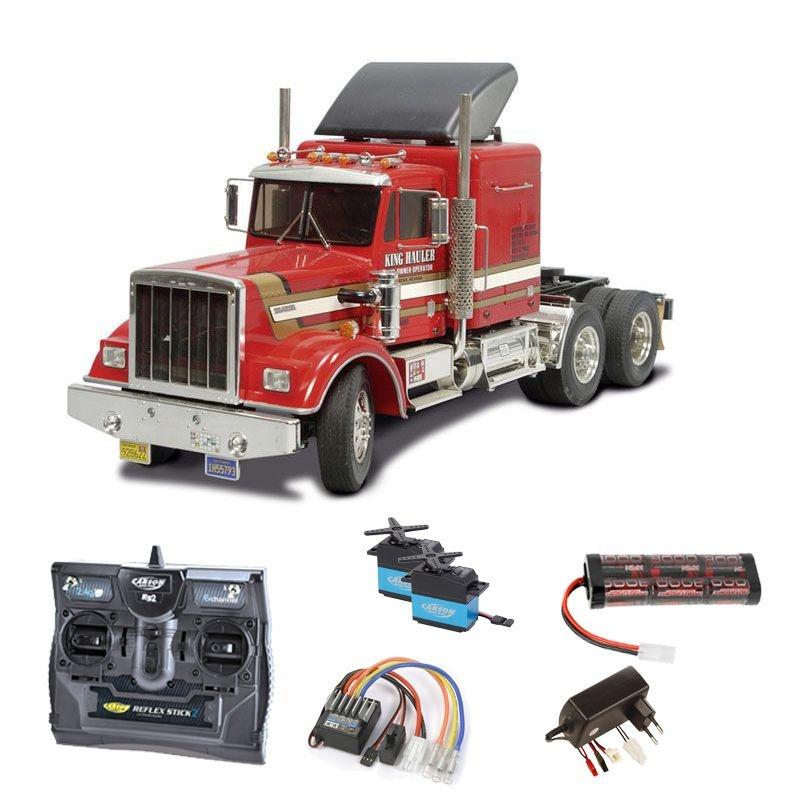 Truck King Hauler 2,4Ghz Komplettset
