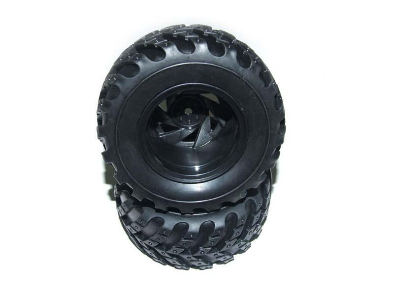 Tires Complete (Rock Racer)