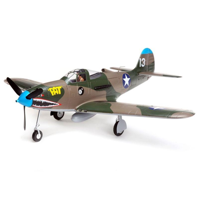 P-39 Airacobra 1200mm Jagdflugzeug PNP
