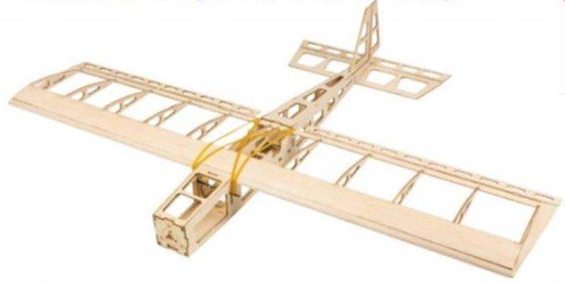 Classic Stick XS Kunstflugmodell 580mm Holzbausatz