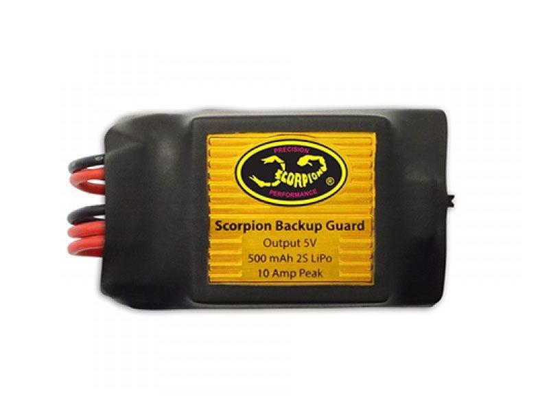 Backup Guard Empfängerstromversorgung