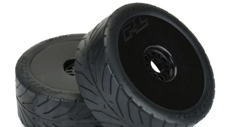 Avenger HP S3 (Soft) Straßenreifen mit Gewebe 1/8 Buggy 17mm