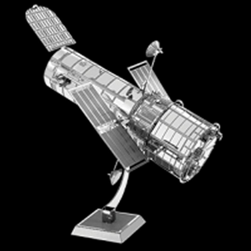 Hubble Teleskop Metalearth Bausatz