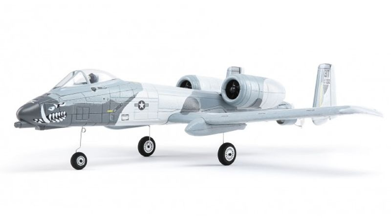 UMX A-10 BL Brushless Twin-EDF Power