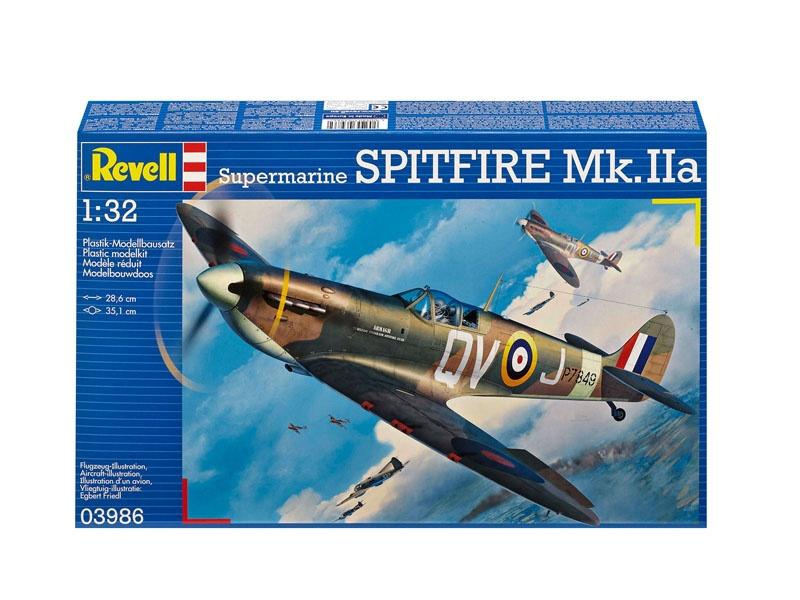Supermarine SPITFIRE Mk.IIa 1:32