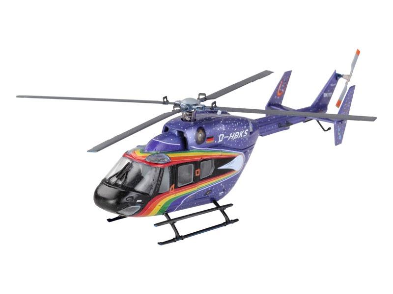Eurocopter BK 117 Space Design 1:72