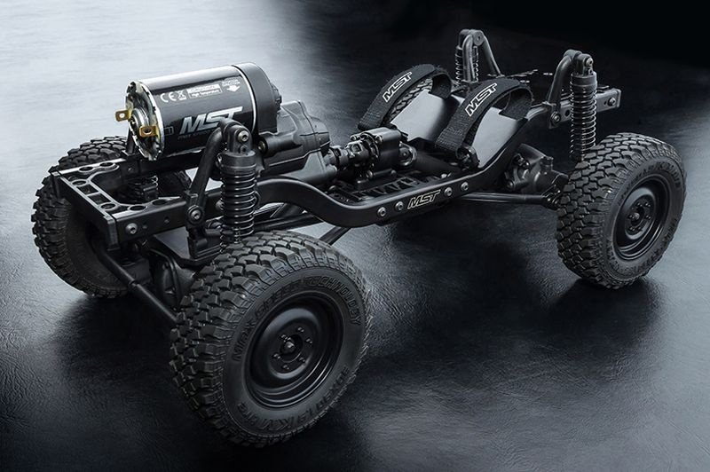 CFX 1/10 4WD High Performance Scale Crawler Kit