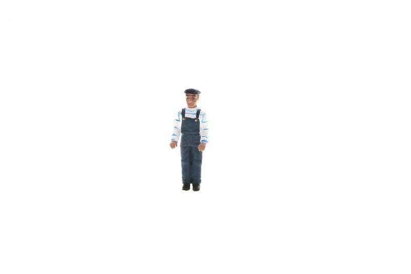 Fischer stehend M1:25/1:30 Figur